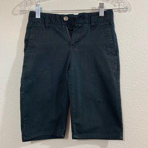 Boys Volcom Black Shorts